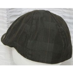 bafdd7f8 Goorin Bros Accessories - Goorin Bros Hat Mens Brown Plaid Newsboy Cap News